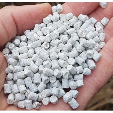HN1 Pellets - 4,5mm (1,0 kg Sack)