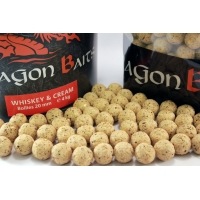 Whiskey & Cream Boilies