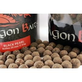 Black Pearl Boilie - 16mm