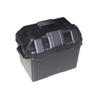 Batterieschutzbox schwarz