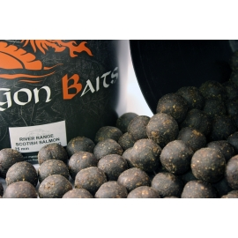 Bouillette River Range Scotish Salmon 25mm (Seau 4,00 kg)