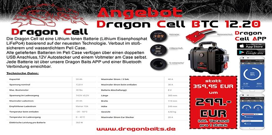 Aktion Dragon Cell BTC12.20